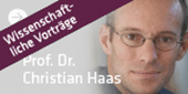 Prof. Dr. Christian Haas